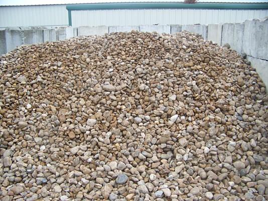 Gravel Crushed Stone Limestone Road Base Stafford
