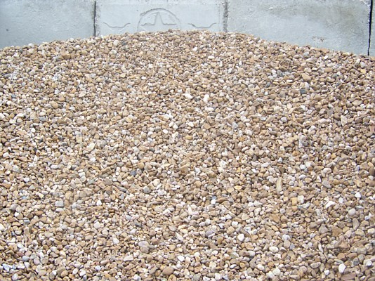 Crushed Granite Gravel : Gravel crushed stone limestone road base stafford