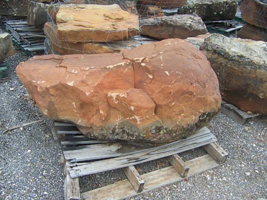 Landscaping Boulders Houston : Boulder landscape boulders bedrock rocks richmond