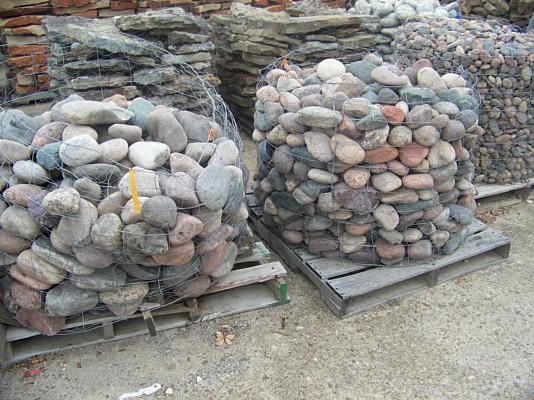 Gravel & River Rock - Classic Rock Stone Yard |Oversized River Gravel